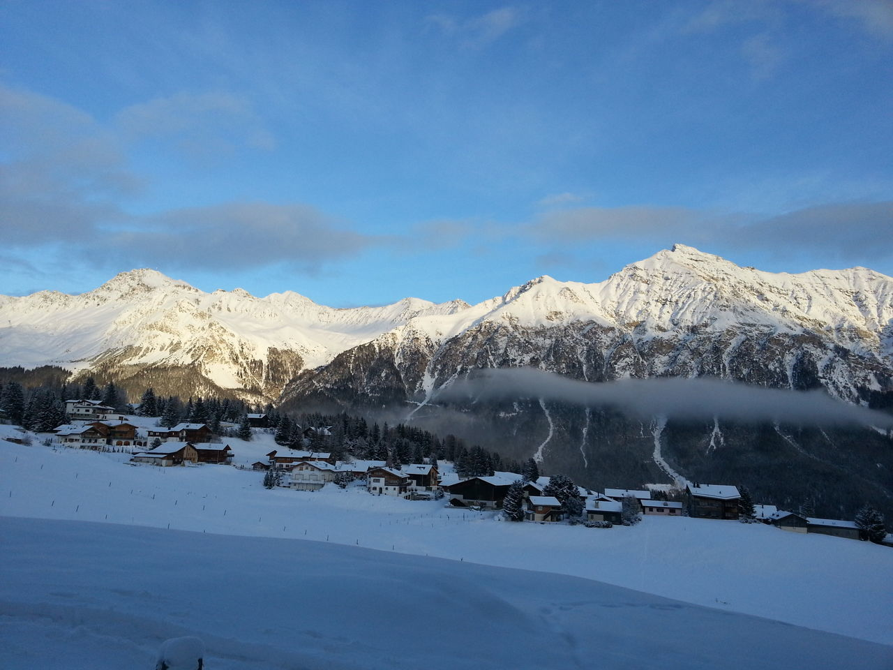 Mountains Mountain View Mountain_collection Enjoying Life Check This Out Snow Nature Photography January2016 Eye4photography  Switzerland Panoramic Landscape EyeEm Nature Lover Wintertime Taking Photos Smartphonephotography Nature_collection