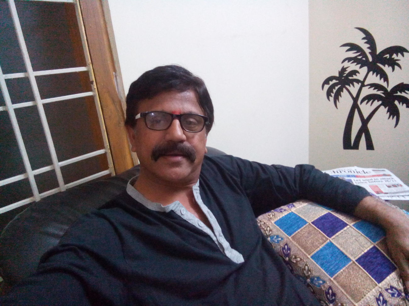Hi! Everybody Self Portrait Color Portrait Selfie ♥ Taking Photos Relaxing At Home Sweet Home Happy Always Have A Nice Day♥ Happy Wednesday !!! Be Blessed To All Beautiful Friends From India With Love...