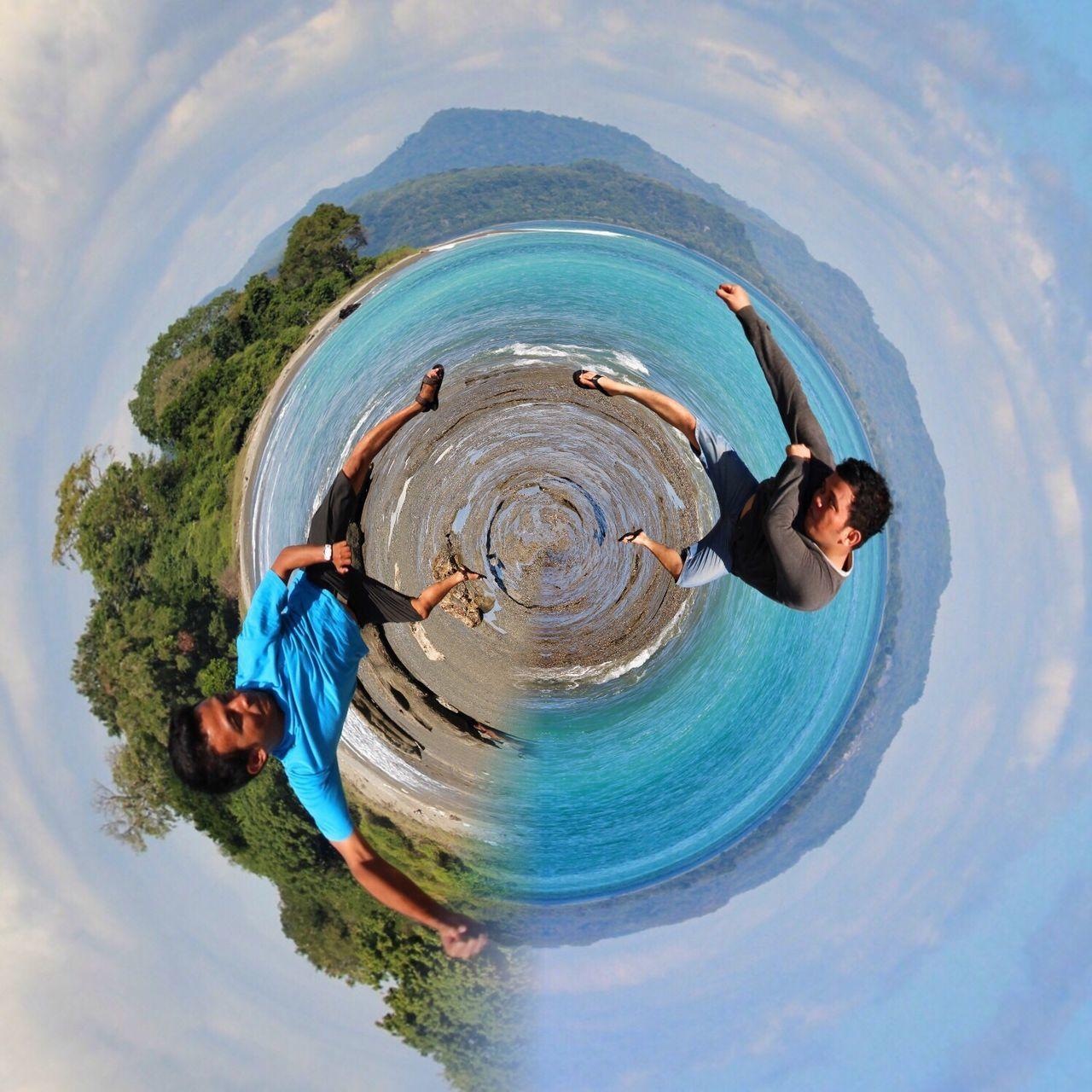 Duel Levitation Wonderfulindonesia Nusatenggaratimur Tinyplanet Tinyworld 360