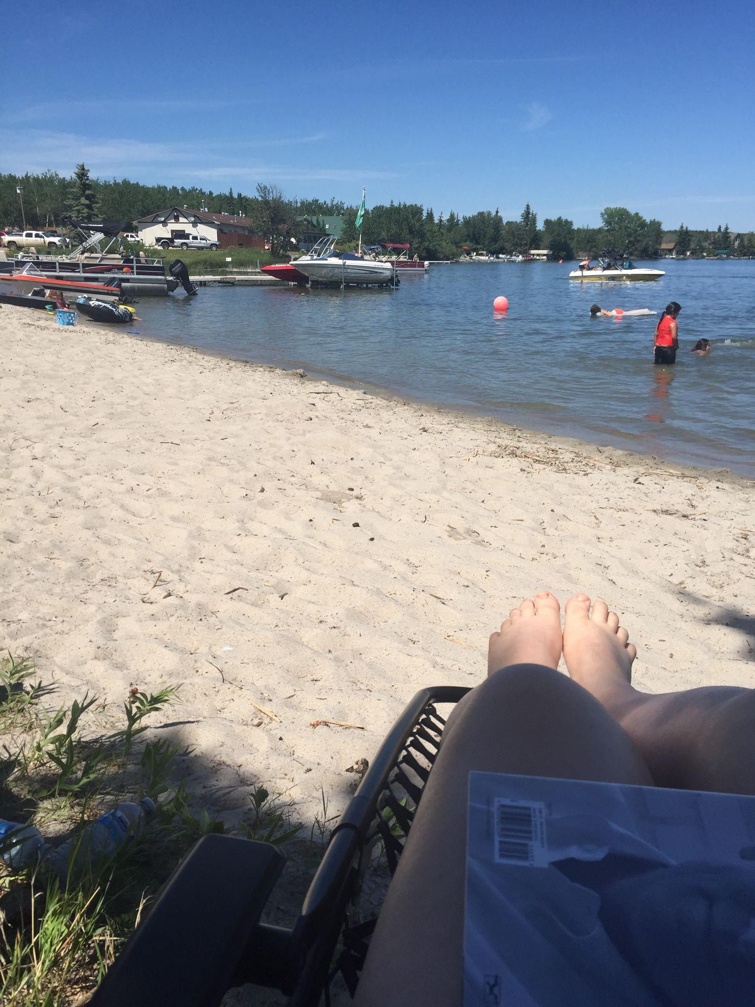 Life's a beach. Sun Bum