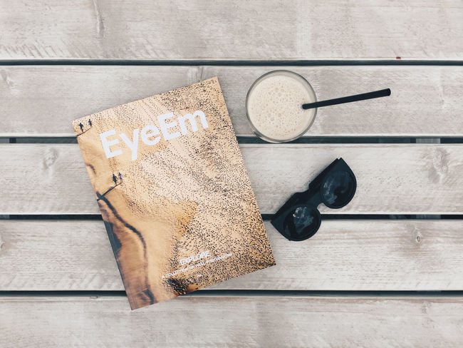 Reading the new EyeEm Magazine EyeEm Real Photography EyeEm Explore