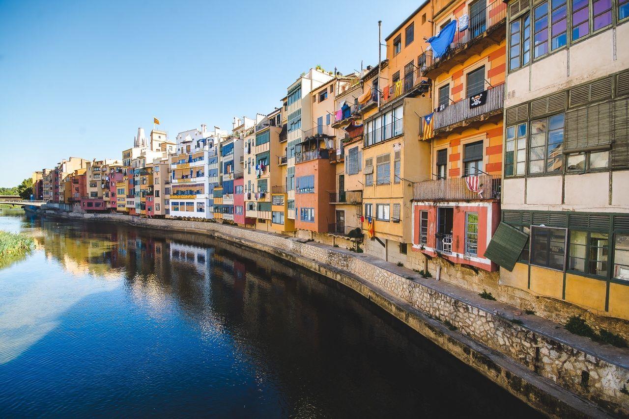 Traveling Travel Travelling Travel Photography Landscape City SPAIN Girona City Landscape