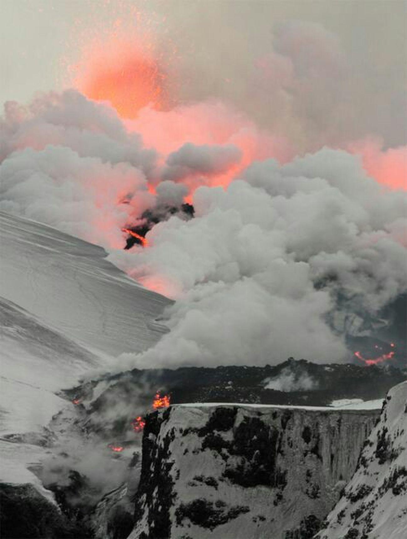 Iceland Volcano Thrilling Winter Snow ❄ EyeEm EyeEmbestshots Colorful Color Portrait Colors Palate Island