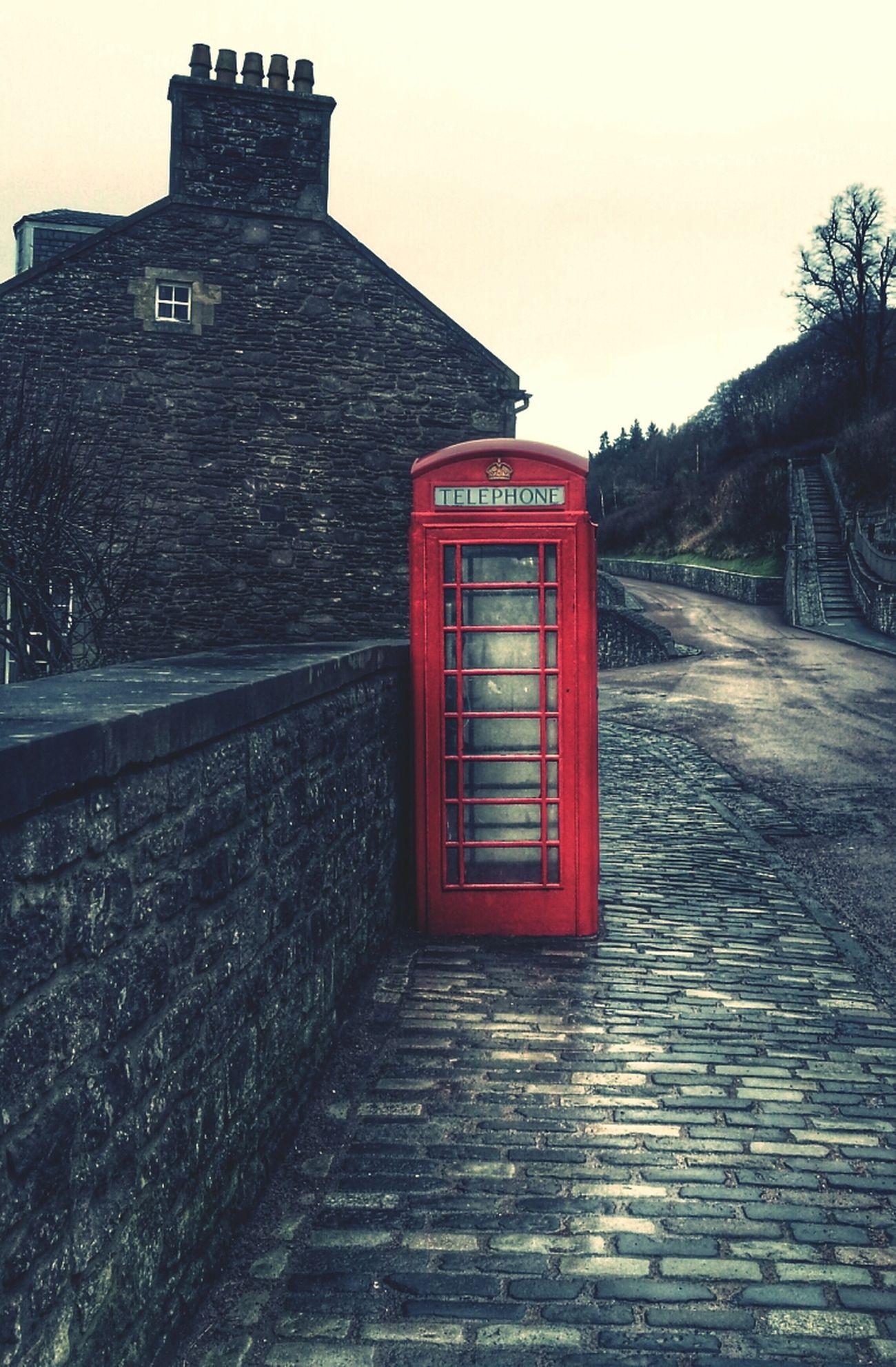Lanark Phonebox