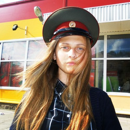 Saint Petersburg That's Me Cadet Photography