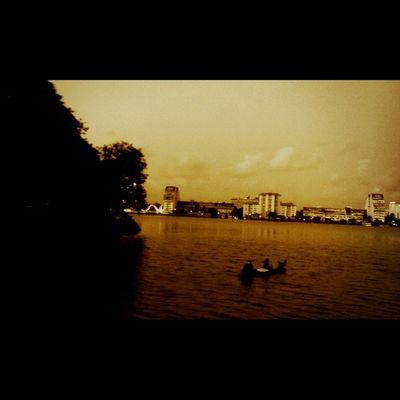 Vintage Backwaters Kerala