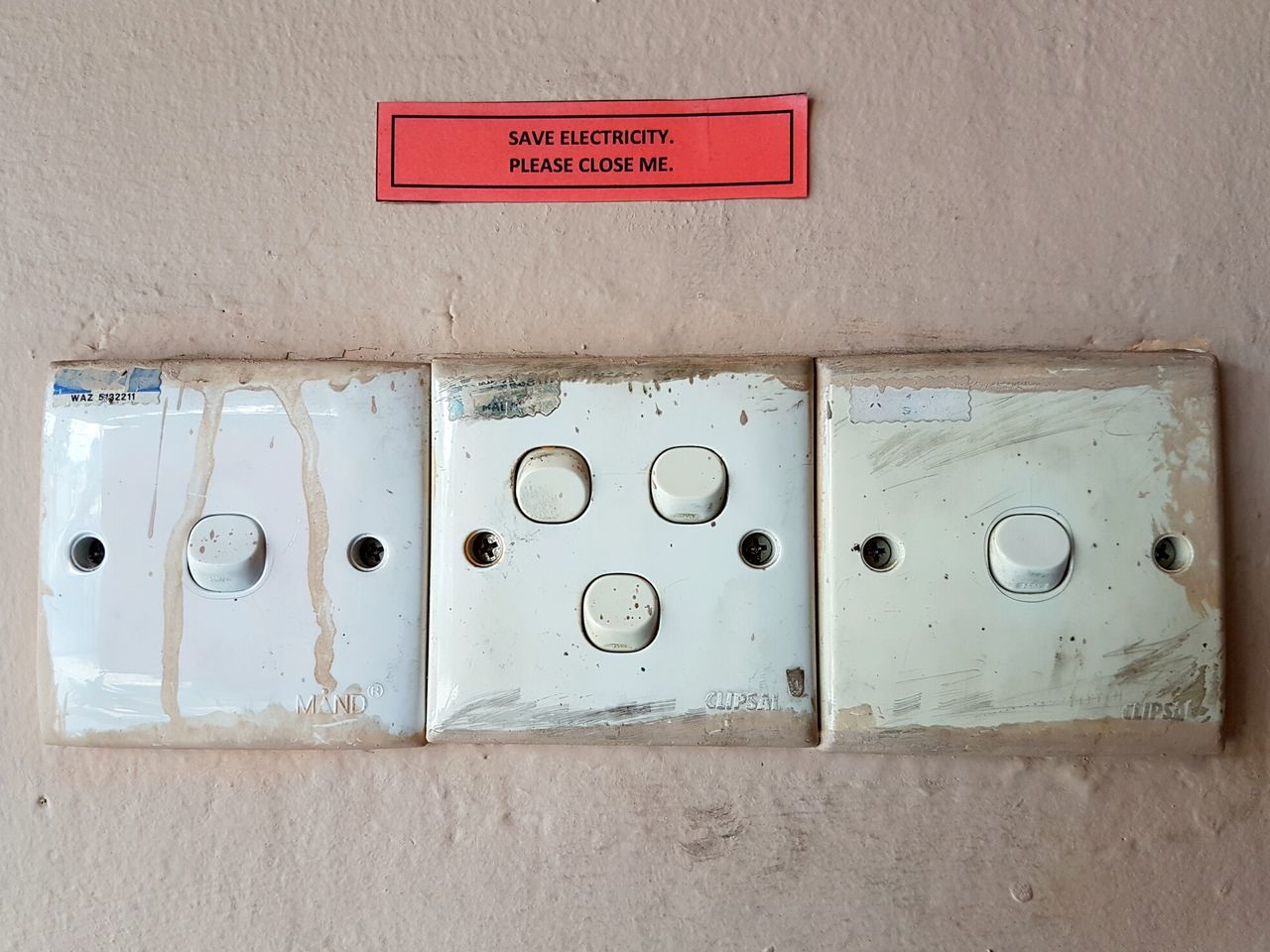 Switch on switch off. Indoors  Close-up No People Text Switches Switched On SwitchOff Malaysia Scenery LocalGuides