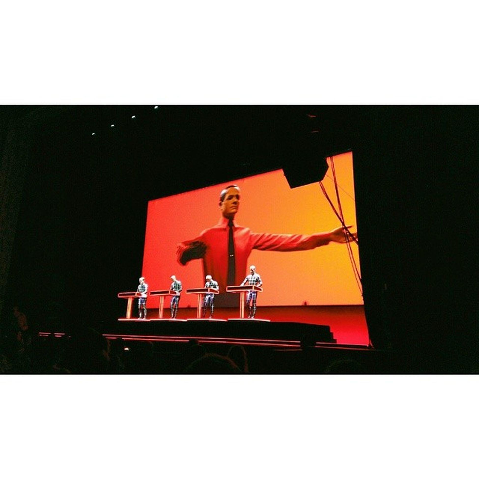 Kraftwerk Kraftwerk3d Kraftwerk3dtour Concert electronic synthesizer rocknroll german deutschland architecture stage theparamounttheater seattle portland pdx vancouver sf denver chicago nyc toronto london