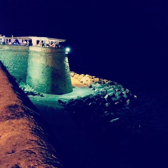 Gallipoli Italy Italyiloveyou Visititaly Igersitalia Italia Love Night Light Sea Luci Notte Notteitaliana Photooftheday Instagramers Likeforlike Like4like Like4 Romantic Bestoftheday Followme Salentoesoncontento Salento2015