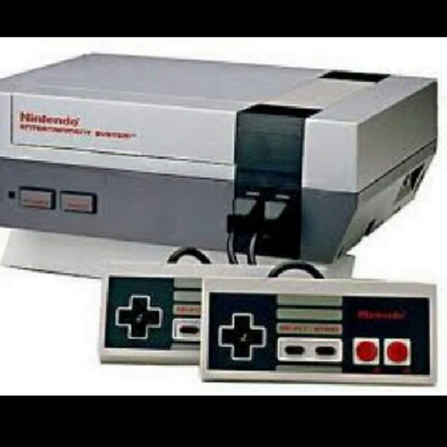 OLDNINTENDO .....seriously though when was the last time y'all played better yet touched this?