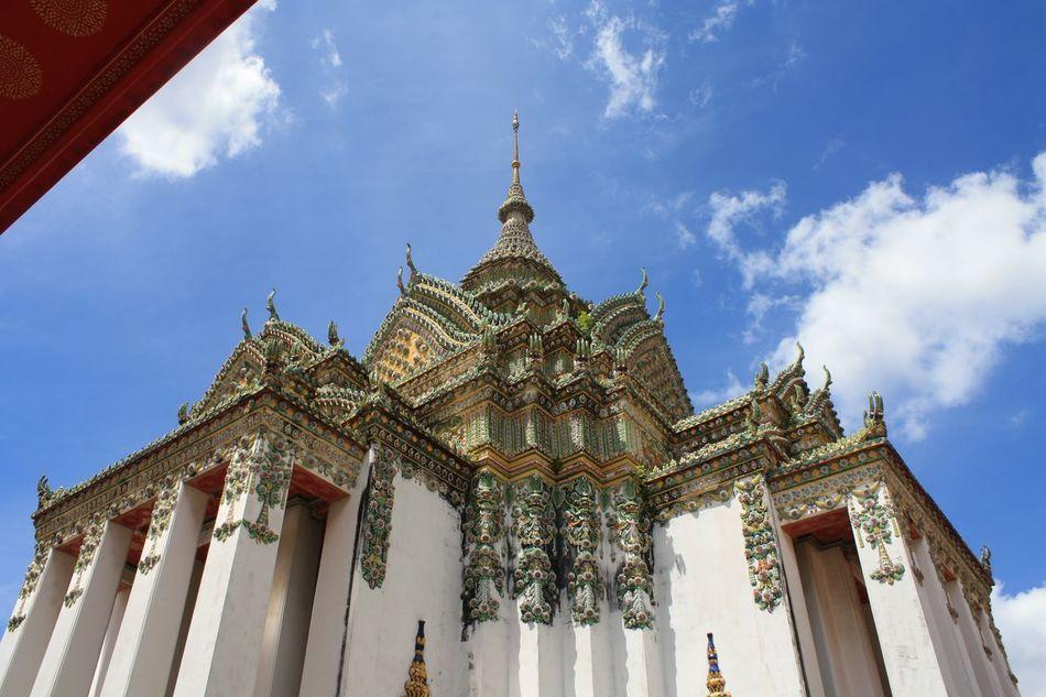 Beautiful stock photos of bangkok, architecture, sky, built structure, building exterior