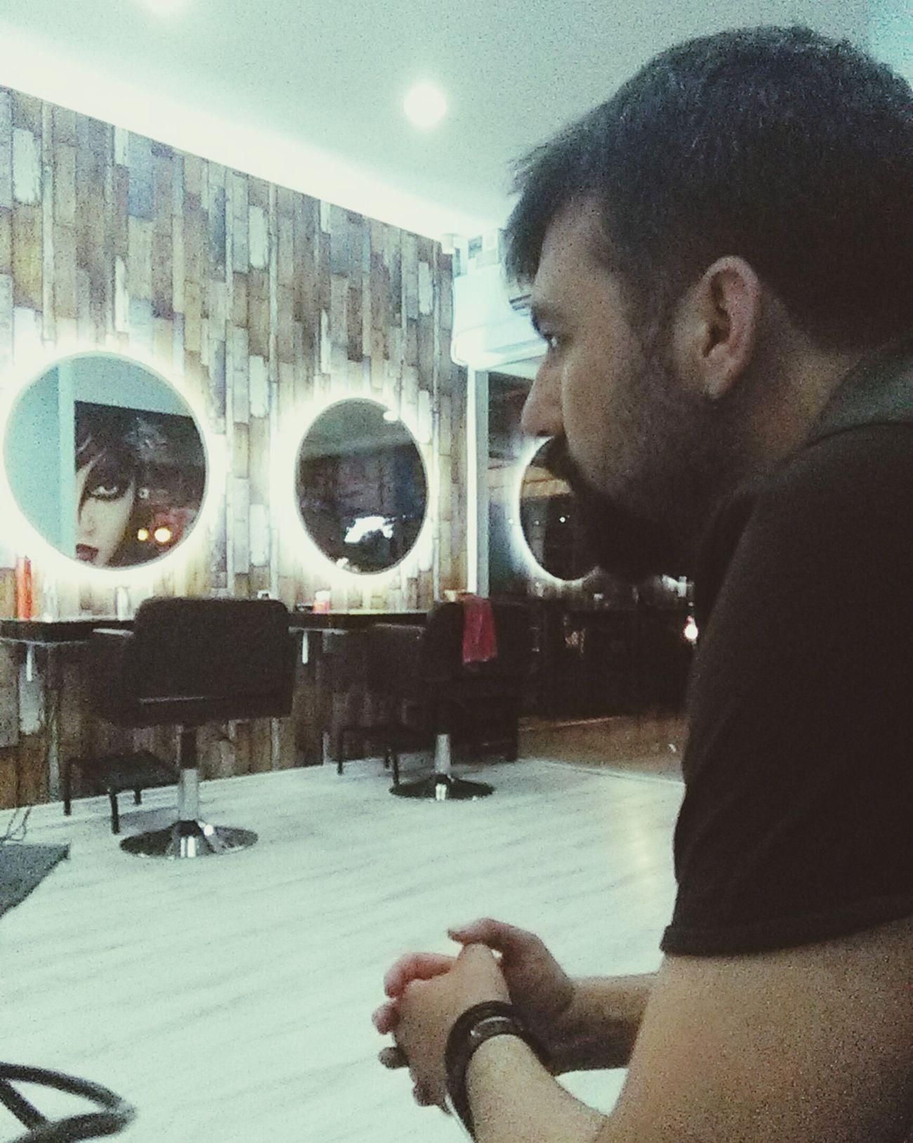 Kuaför HairDesigner New Hair Salon Hairstylist Hairdresser