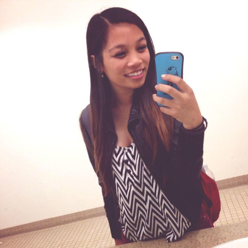 Bathroom selfie :) Physicslab Studyhard Loveschool