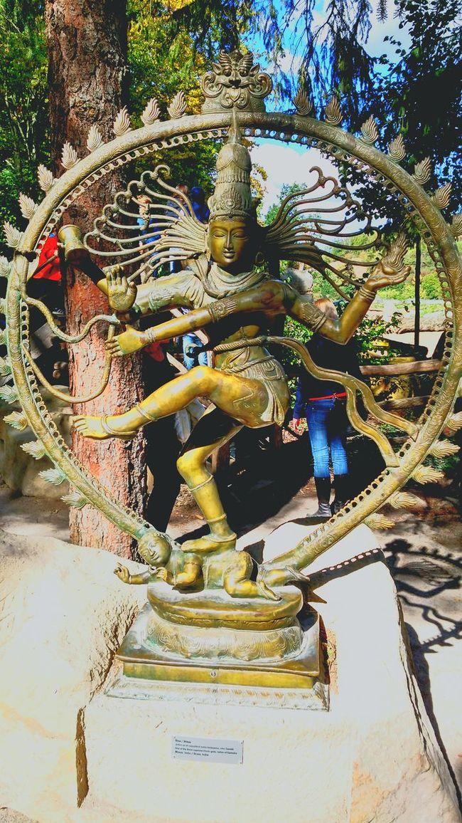 Lord Shiva Bronze Statue