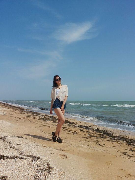Sun Sunbathing☀ Sea Wind