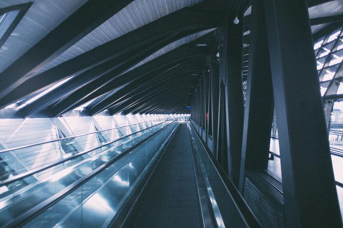 Lyon Airport EyeEm X WhiteWall: Abstract