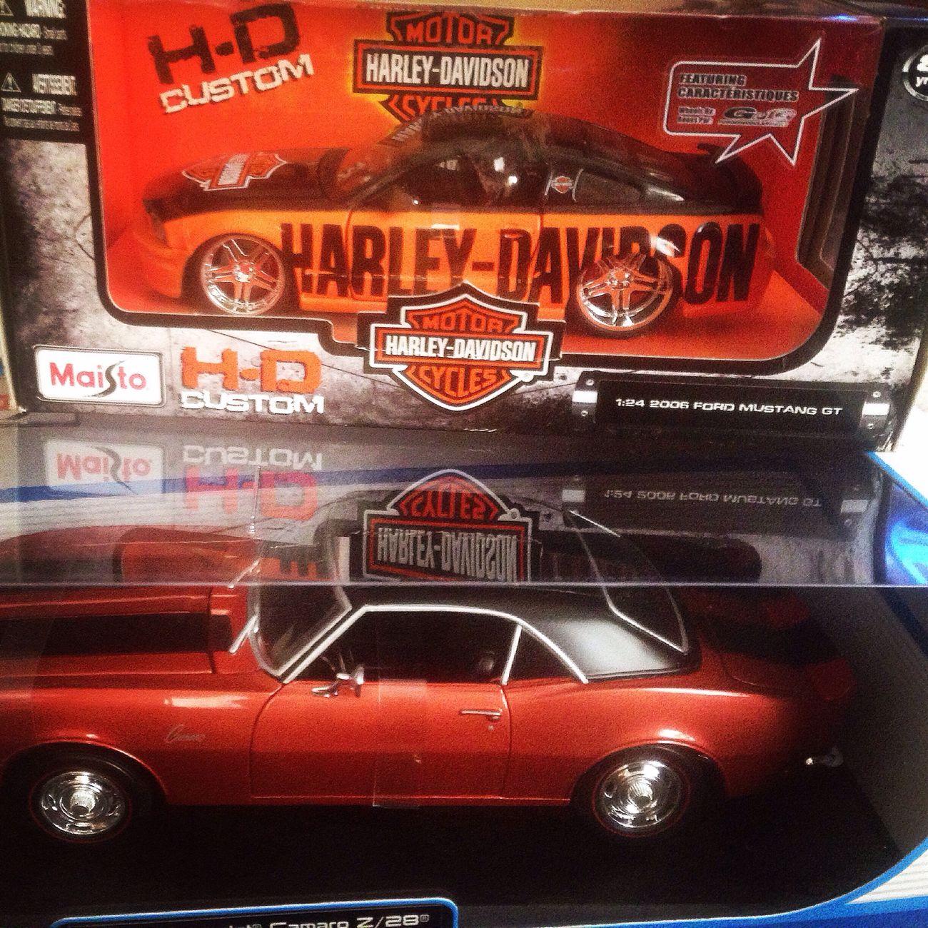 """Yeniler.. """"1968 Chevrolet Camaro Z-28 & 2006 Ford Mustang GT Harley Davidson"""" Turkey Adana Gazipaşabulvarı Kitapsan"""