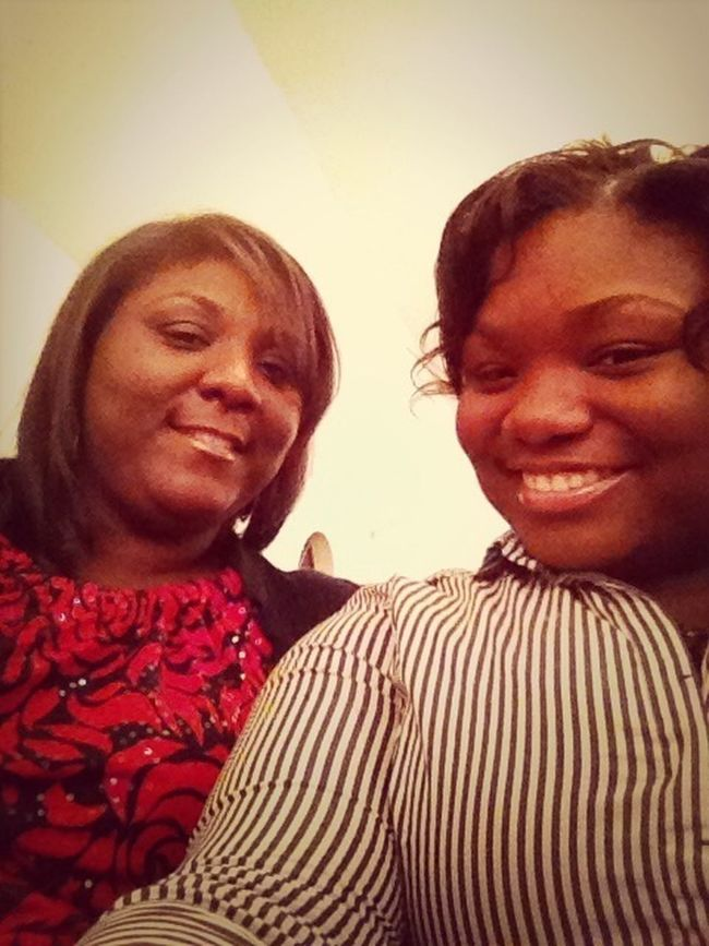 Me Nd My Moma At The Musical