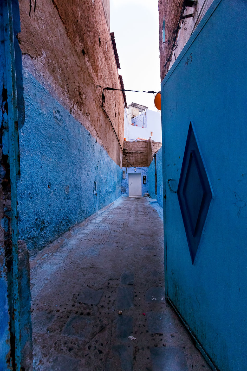 A Frame Within A Frame Blue Blue City Blue Wall Blue Walls Chefchaouen Culdesac Door Doorporn Doorway Frame Frame It! Gateway Invite Morocco Open Door Street Photography Streetphotography Travel Travelgram Travelphotography Welcome Showcase: December