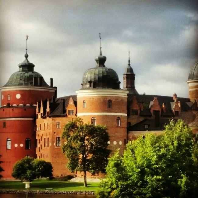 Castle Gripsholms Slott Gripsholm Historical Building History Through The Lens