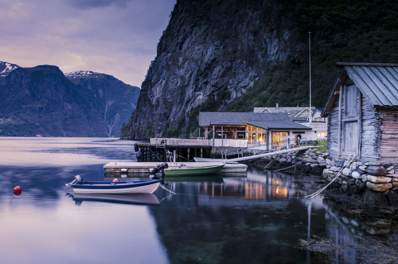 Moody Sunset at Undredal, Norway Chilling Fjordsofnorway Norway Norway🇳🇴 Undredal Whisky Ambient Architecture Beauty In Nature Boat Building Exterior Built Structure Fishing Fjord Flåm Lake Moored Mountain Mountain Range Nature Nautical Vessel No People Outdoors Reflection Scenics Silence Silence Of Nature Sky Tranquility Transportation Visitnorway Water Waterfront