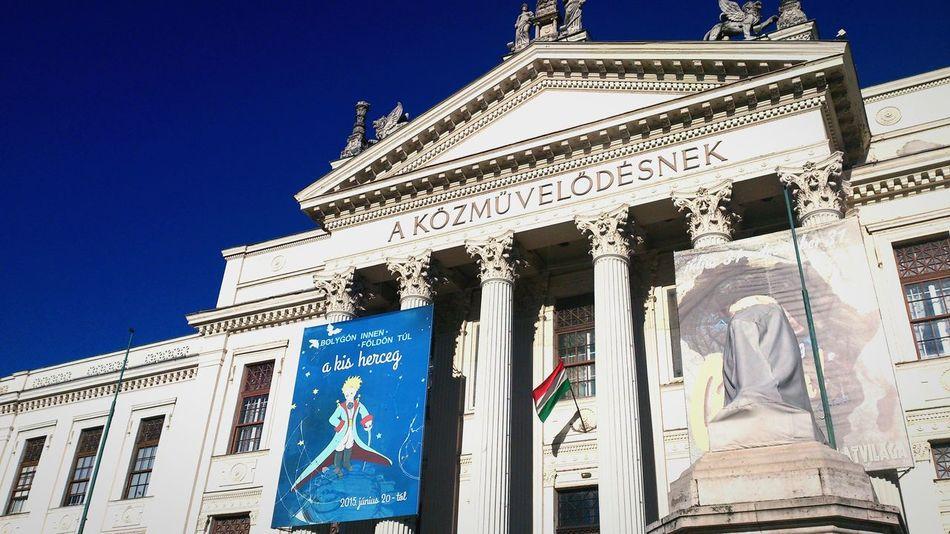 The Museum in Szeged . Art Architecture Szegedcity Szegedi Szegedforever♥ Hungary Szeged Eyeem Szeged Life In Szeged