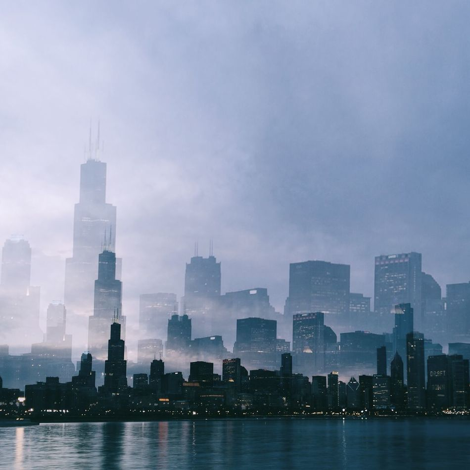Beautiful stock photos of cityscapes, , Architecture, Building Exterior, Chicago