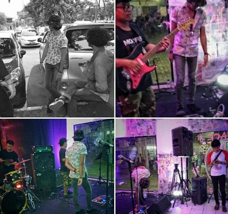 Checksound Screamedalica Hello Benji And The Cobra Poetry & Photography Language One Wild Night Guitarist Rock Music Concerts & Events Concert Leisure Activity Kemayoran INDONESIA Check This Out Smoking A Ciggarette Psychedelicart Jakarta Indonesia Cheers 🍻 BOHEMIANS Front View Looking At Camera IndieNation Arts Culture And Entertainment Lifestyles Standing Legendary Musician Poetryofthemoment