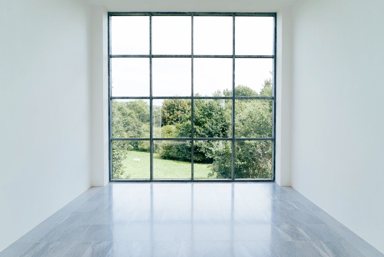 View View from the window... Architecture_collection Modern Architecture modern art Modern Nature nature_collection modernism minimalism Trees museum window geometry Geometric Shapes TakeoverContrast