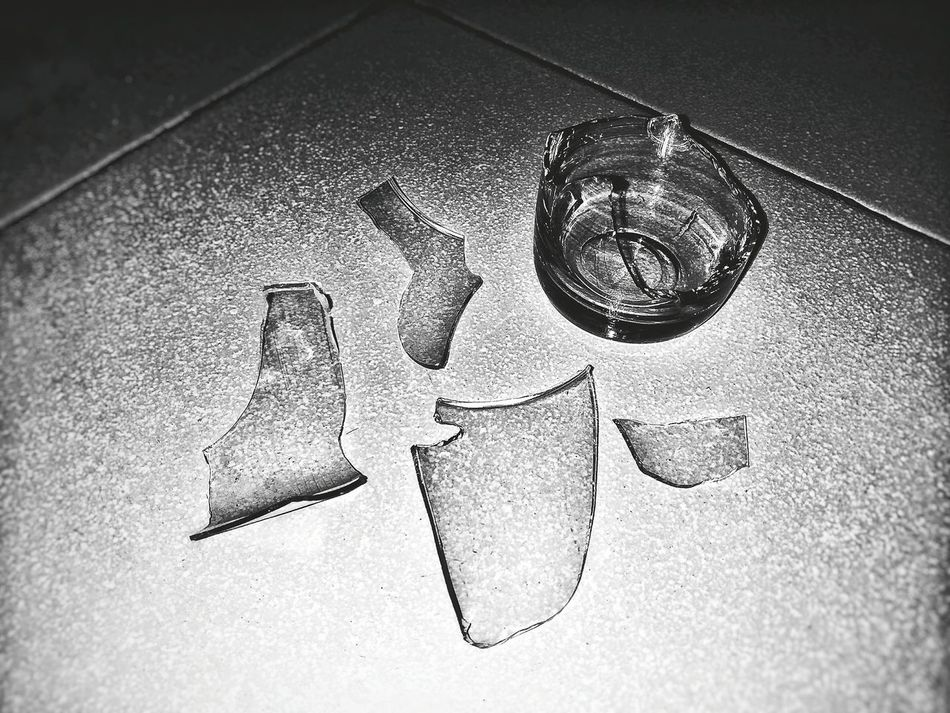 Broken Broken Glass Glass Broken Dreams Broken Heart Broken Pieces Shattered Glass Shattered Dreams Black And White Tiles Pieces Break The Mold TCPM Art Is Everywhere