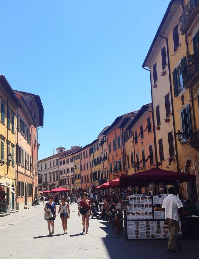 Pisa Pisa, Italy Italy Street Streetscape Walking Around Walking Walk On The Way