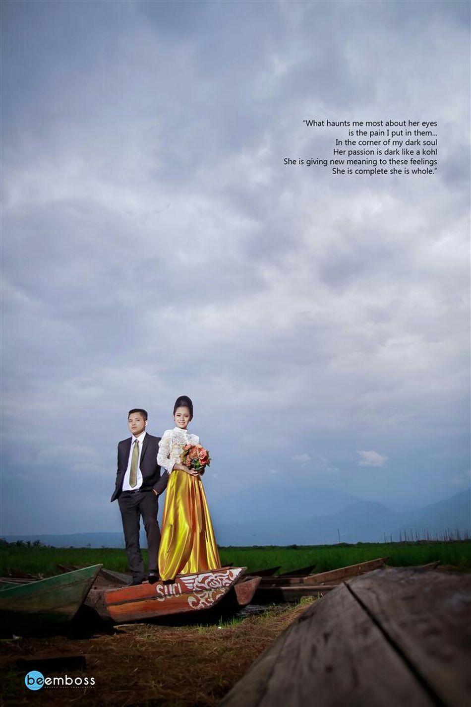 Pipin & Pepen Make up by : Titik Harirustanti Prewedding Beemboss Morning Fresh @bmalit @beemboss Www.beemboss.com Model Today's Hot Look Rawapening #indonesia #centraljava Landscape_Collection Love Hello World