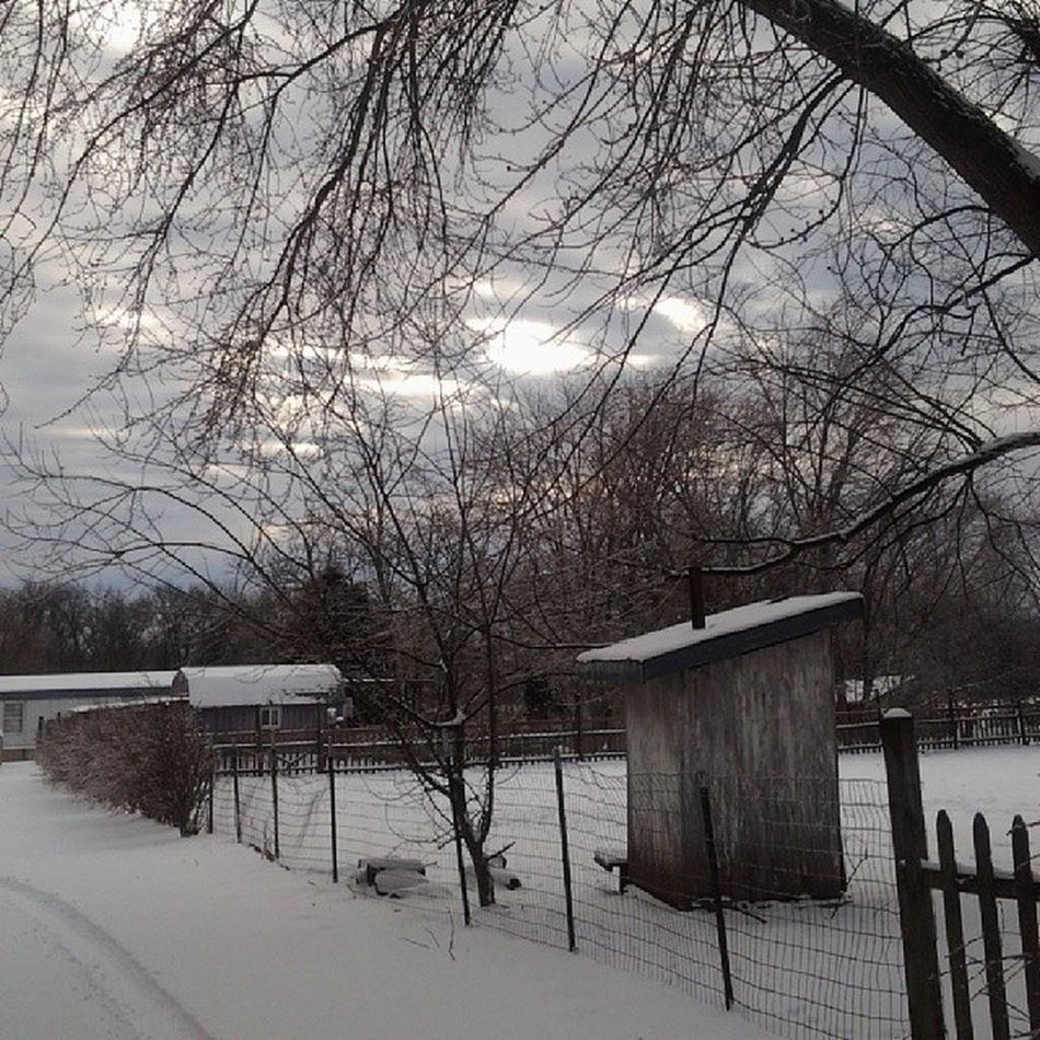 Its so pretty....... Perksoflivinginthecountry