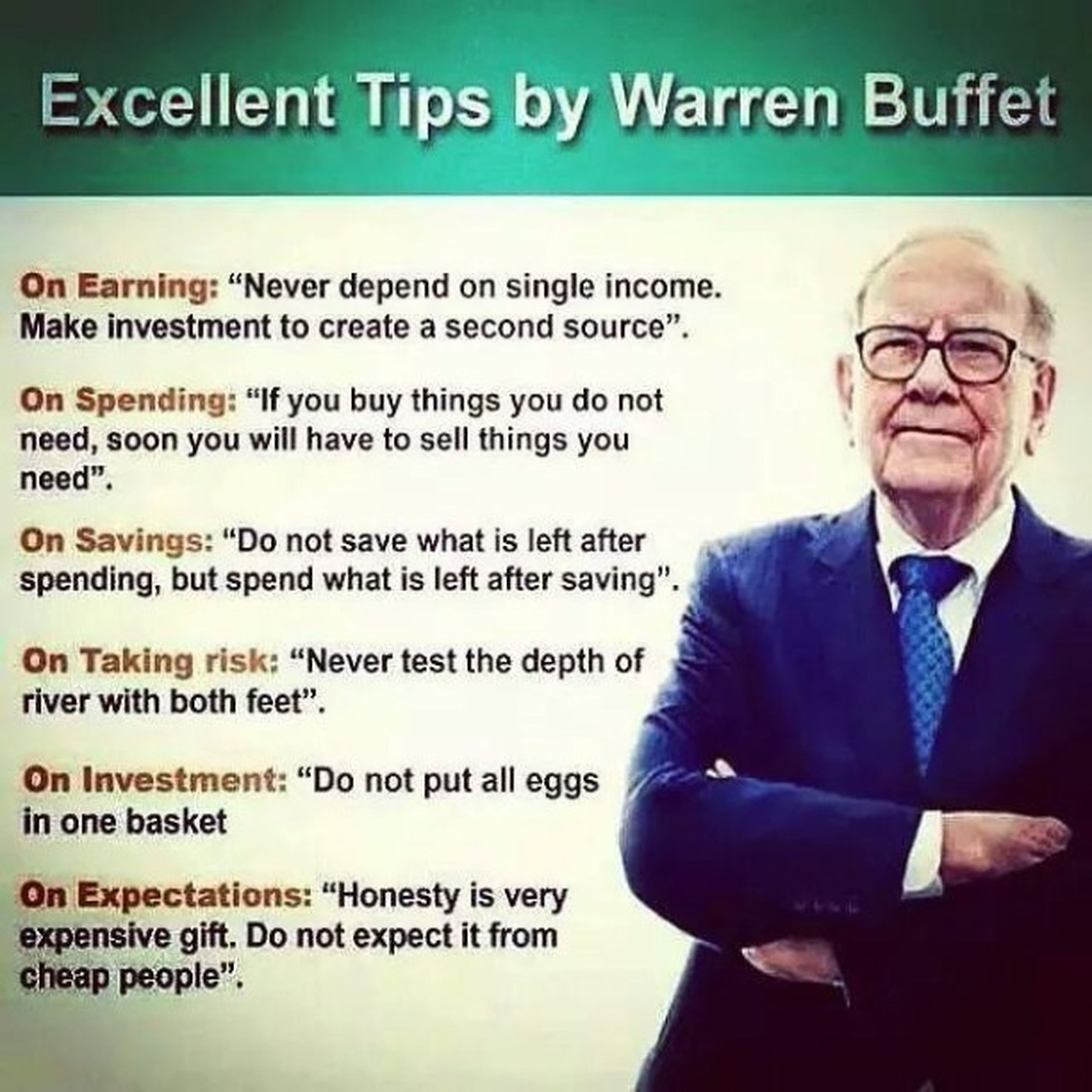 Wow these quotes are things that one should ponder over 😎 Warrenbuffet Entrepreneur Business Management Investment BerkshireHathaway Sharemarket Picoftheday Quotes Stockexchange Capitalism Money PS : I am a management students Igers 😎