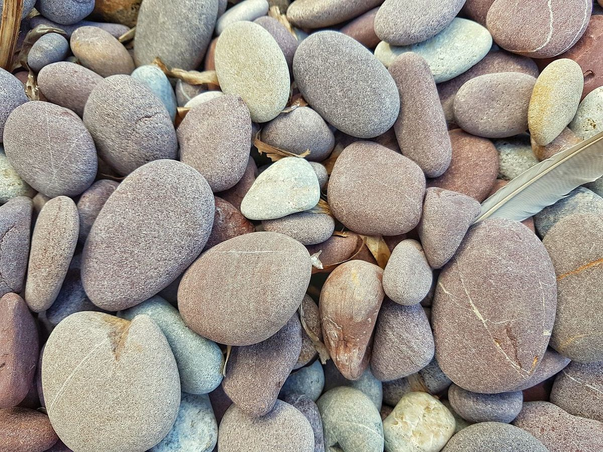 Pebble Beach Abundance Large Group Of Objects Backgrounds Pebble Beach Outdoors Day No People Nature Pattern Close-up