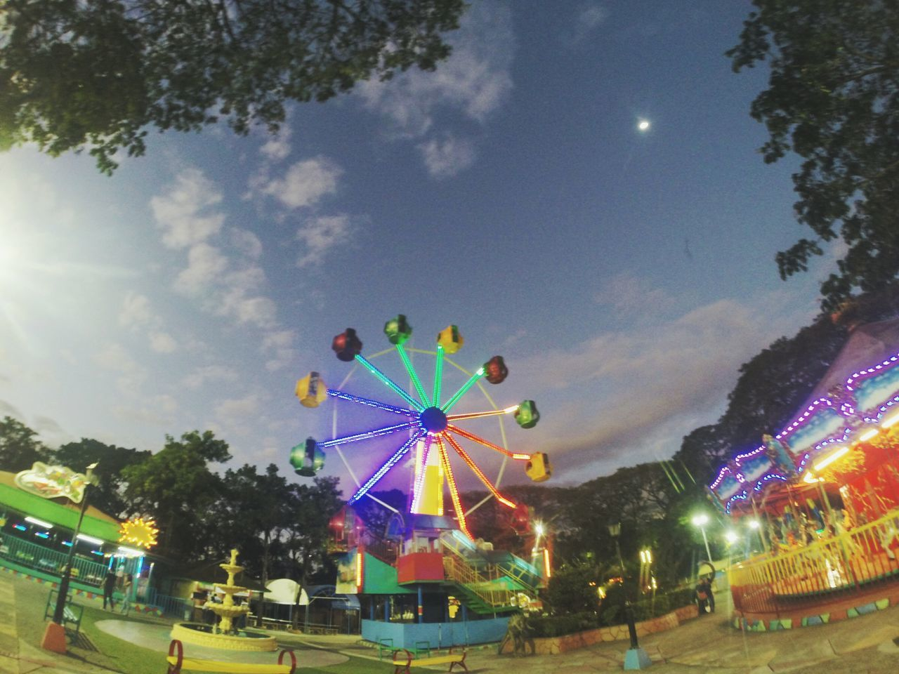 Carnival Eye4photography  Philippines Quezoncity Quezoncitycircle