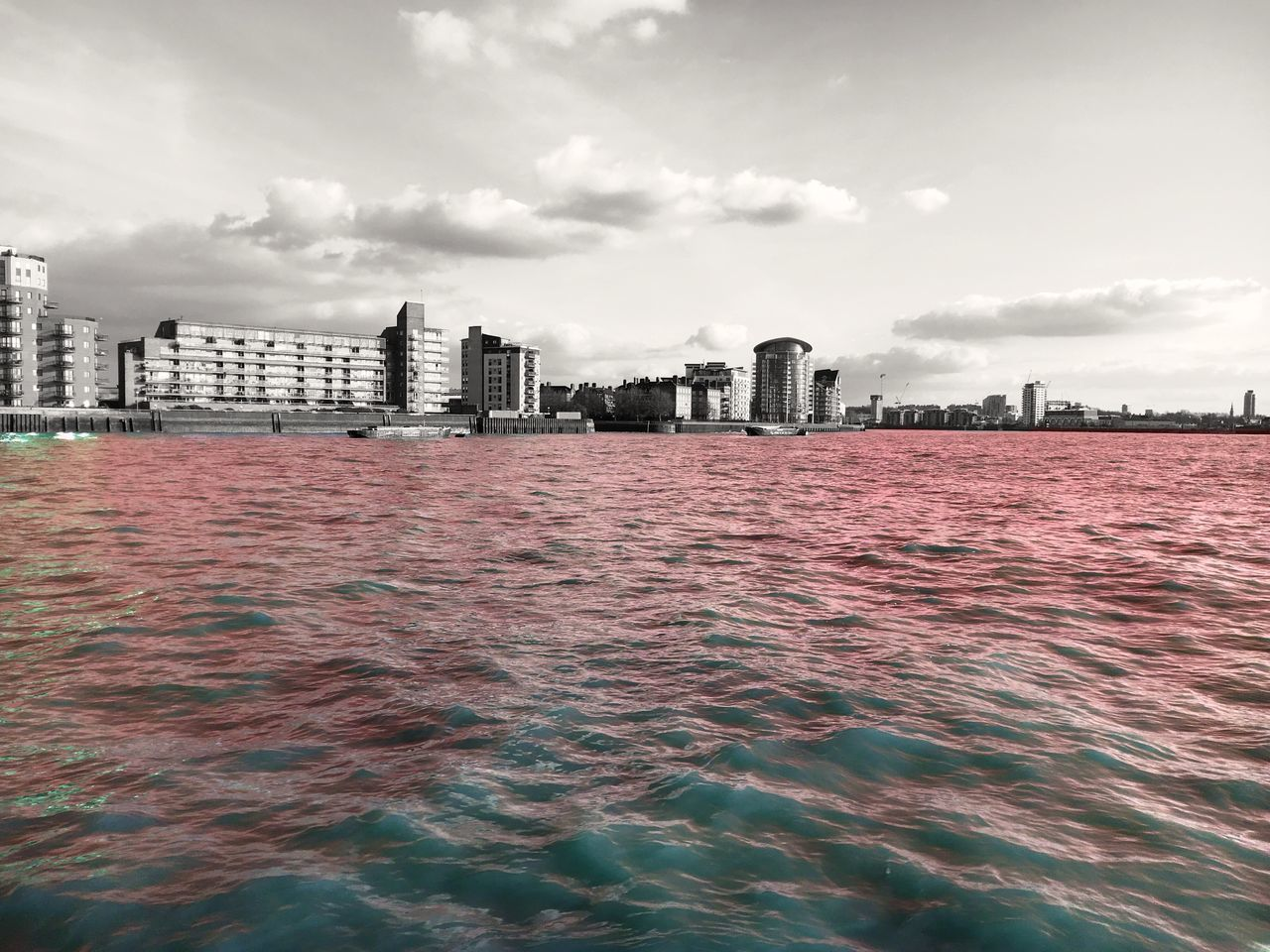 London London City Water Thames Colors Pink First Eyeem Photo