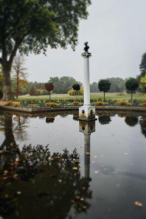 Reflection Water Tree Lake Built Structure Architecture Nature Beauty In Nature Potsdam Park Sanssouci