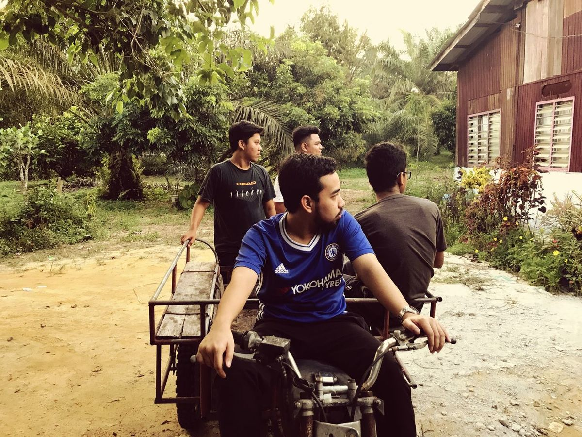 Kampunglife ANAKMALAYSIA Melayustyle Hometown Country Life Motorcycle Gang_family Brothers Friends