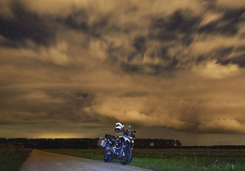 Sky Night Motorrad Motorcycle Photography BMWMotorrad Landscape Bmwmotorsport Endurobike Nature Motorsportphotography Outdoors Motorbike Motorcycles Motor Bike Motorcycle BMW Motorrad Adventure Enduro Bmw Motorcycle BMW R1200GS GSW