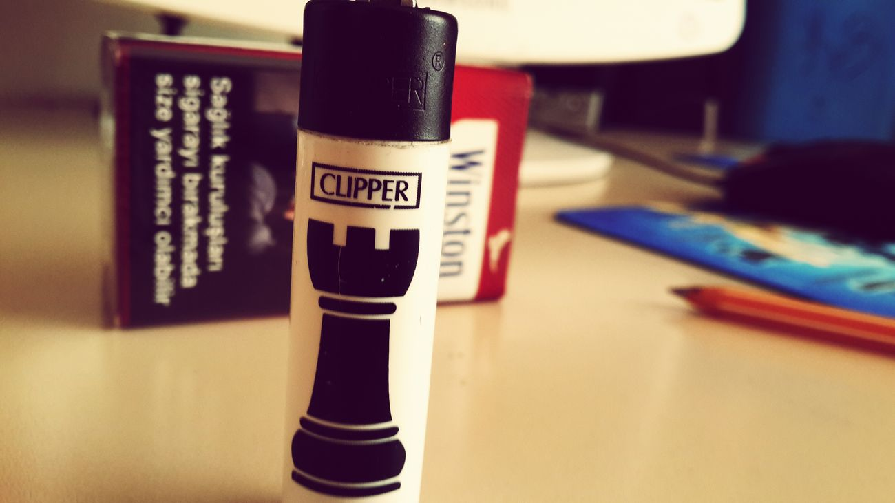 Winston Clipper Smoke :)