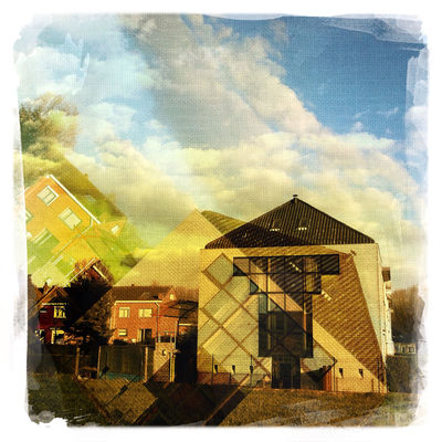 hipstamatic at Grimbergen by Hipsta.Shake.Façades