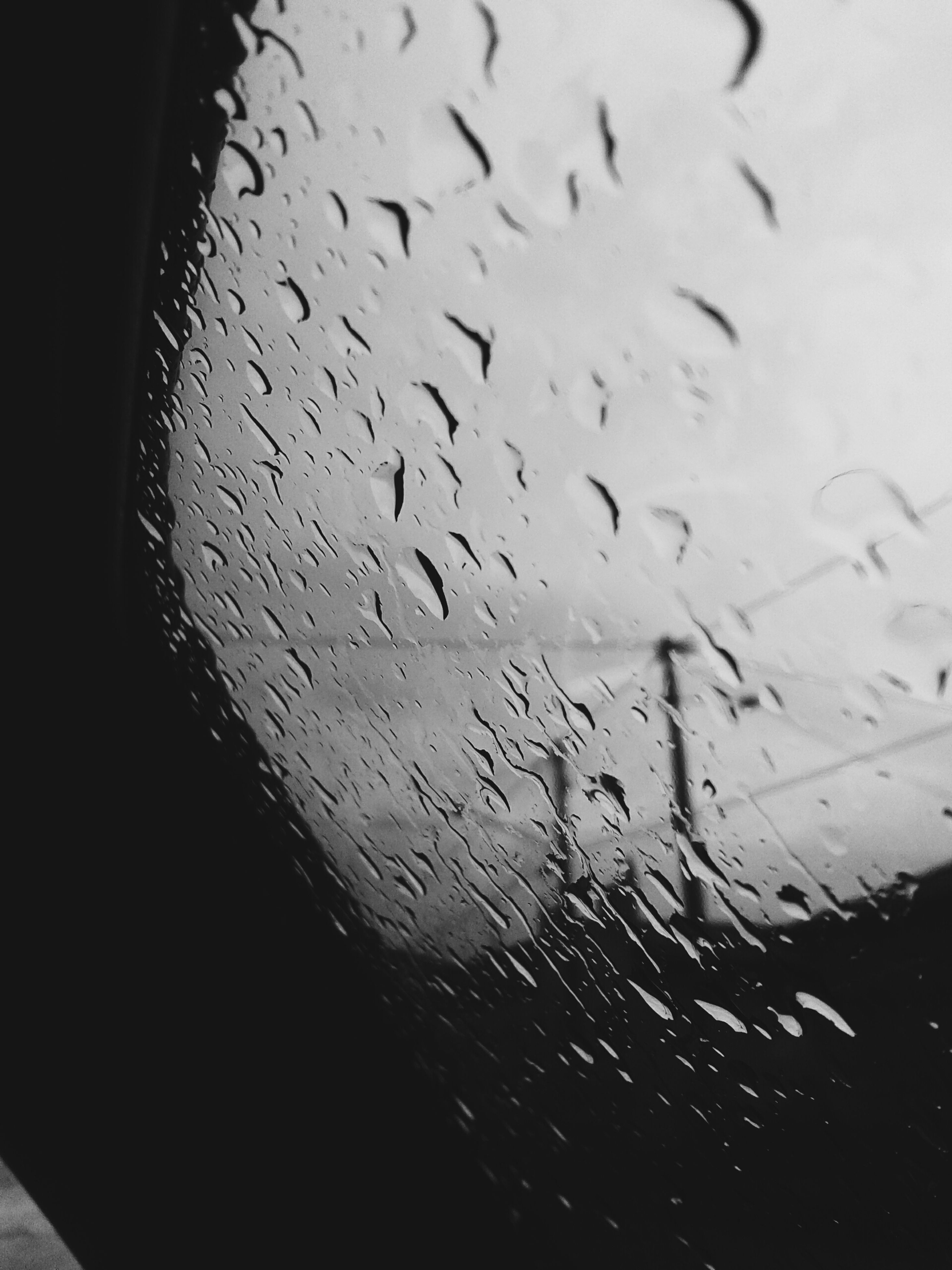 drop, wet, window, water, rain, transparent, indoors, glass - material, raindrop, weather, glass, backgrounds, focus on foreground, close-up, full frame, season, sky, water drop, droplet, monsoon