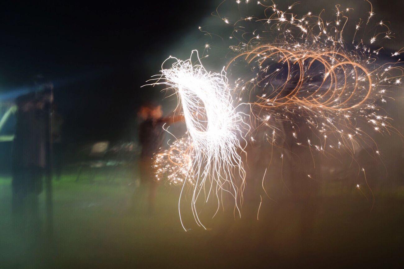 Firework Cousinshouse