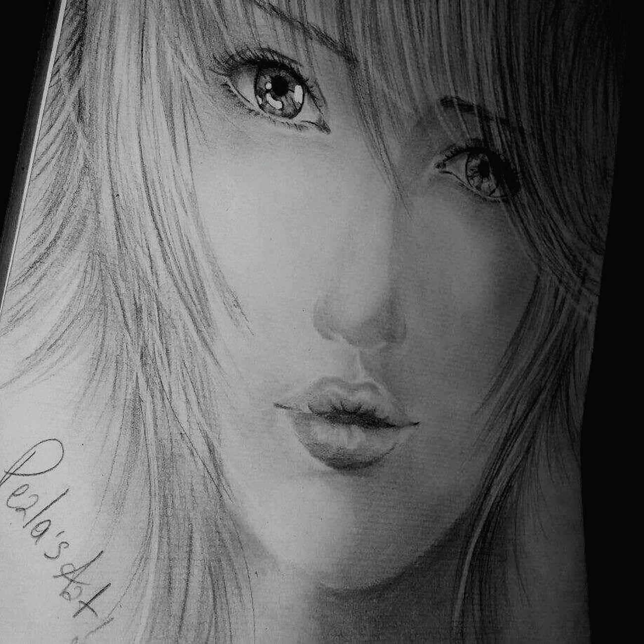 Portrait Art, Drawing, Creativity Drawing My Draw ♥ Pencil Drawing Art