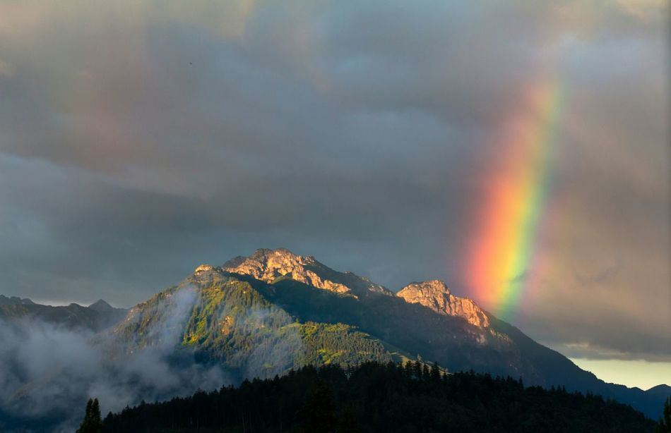 Beautiful stock photos of rainbow, Cloud, Countryside, Day, Landscape