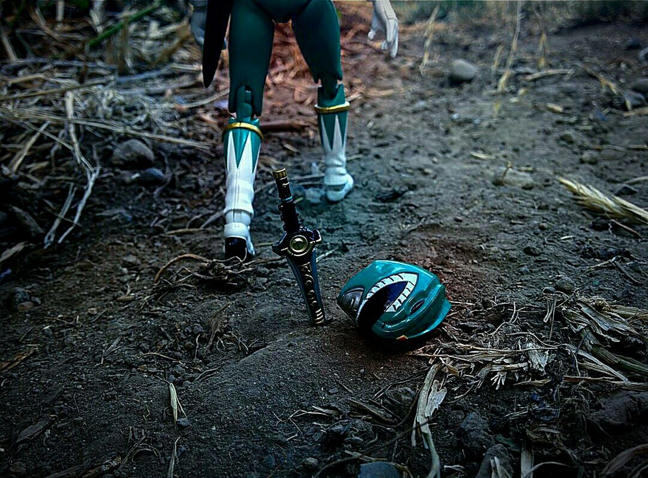 """You win Rita.....I quit."" Power Rangers Toy Photography The Week On EyeEm"