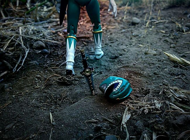 """""""You win Rita.....I quit."""" Power Rangers Toy Photography The Week On EyeEm"""