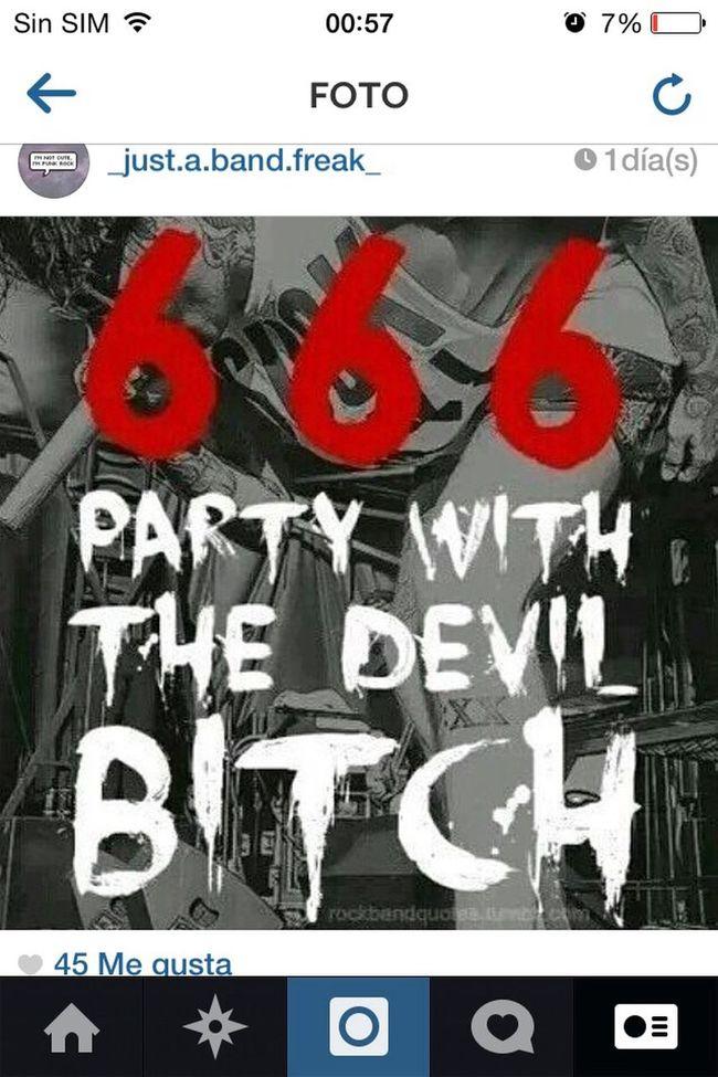 666 Bitch