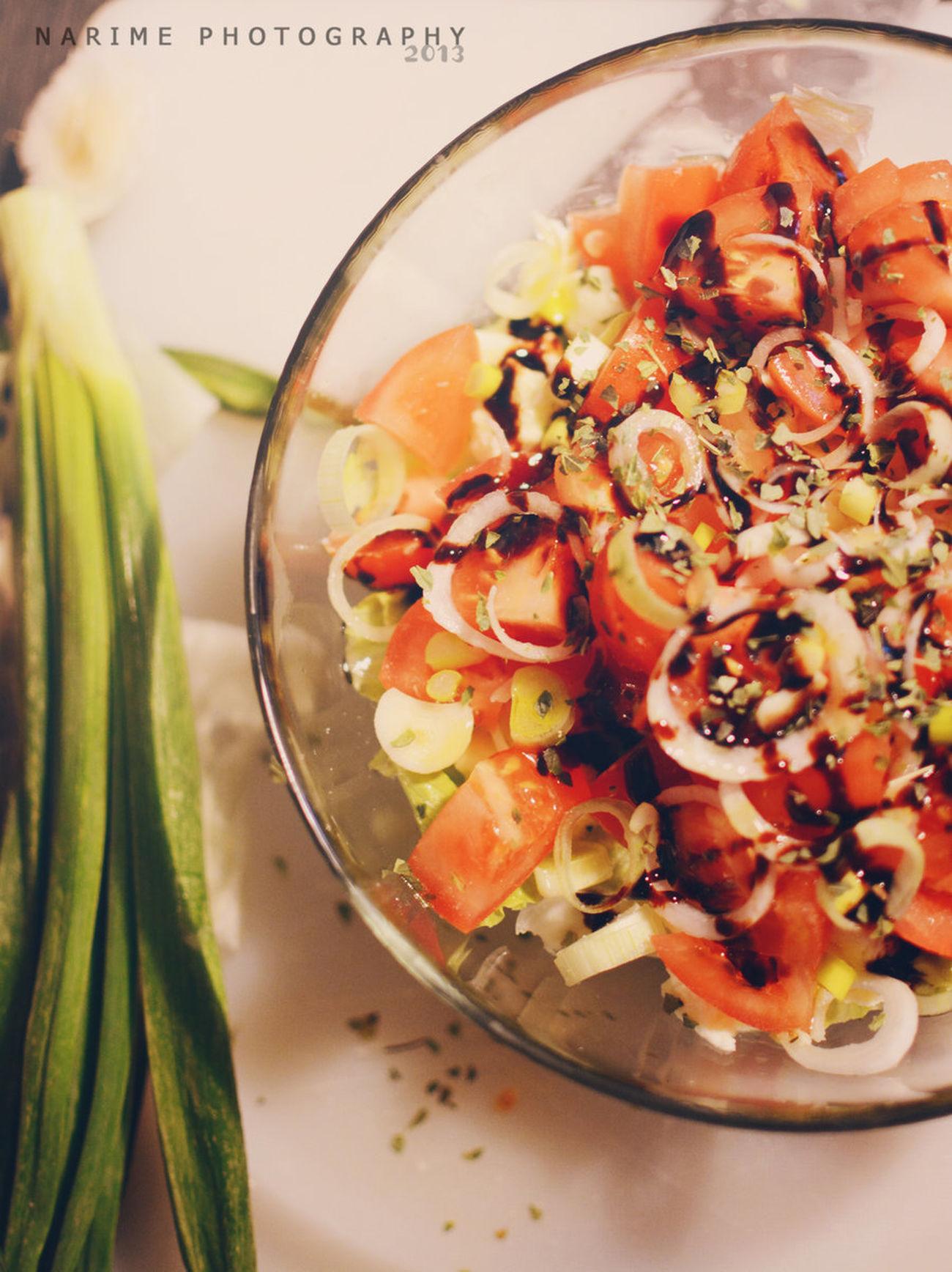 Salad Italian Food Narime